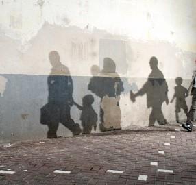 Werk maken van een veilig plek voor vluchtelingen