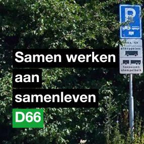 parkeren op Gerdina's_hof