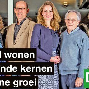 top5 kandidaten D66 West Betuwe